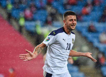 Euro 2020: Milinkovic trascina la Serbia in finale, che delusione per Dzeko!