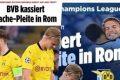 """Lazio grande anche sulla stampa estera: """"Immobile batte Haaland"""""""