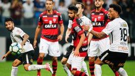 Corinthians, giocatori senza stipendio da agosto